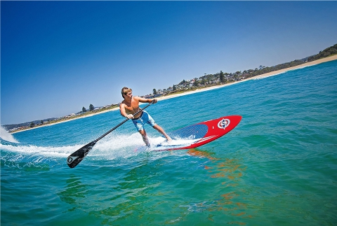 BIC ACE-TEC Performer Stand Up Paddle Board Review