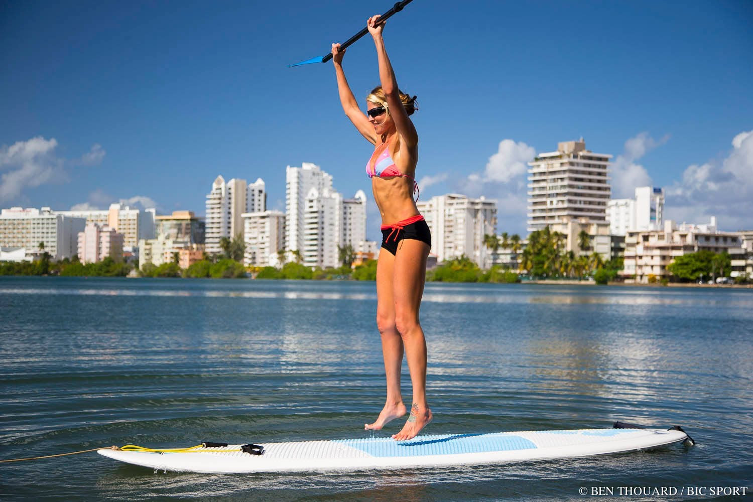 stand up paddling tv