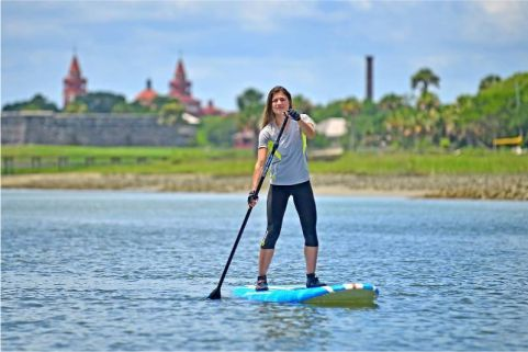 Keeper Sports Review: California Board Company 10'6″ SUP
