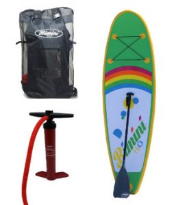 bimini h2o inflatable kids sup