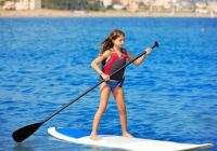 Lifetime Hooligan Youth Paddle Board Review: Great for Kids