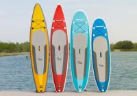 Driftsun Inflatable 10′ Stand Up Paddle Board Review