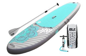 isle airtech inflatable 10'4 sup