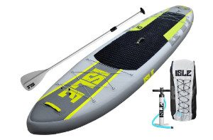 isle airtech inflatable 11 foot explorer sup