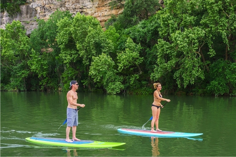 Journey 10'6″ EPS/Epoxy SUP Review – LiftSUP Easy Carry Handle