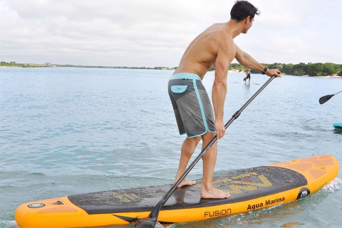 Aqua Marina Fusion Inflatable Stand Up Paddle Board Review