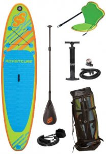 sportstuff 1030 adventure stand up paddle board