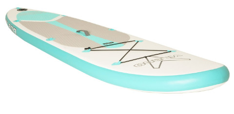 vilano inflatable sup board close up