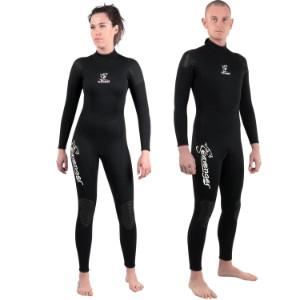3mm full wetsuit