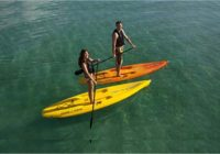 Ocean Kayak 11 ft Nalu Hybrid Stand-Up-Paddleboard Sit-On-Top Kayak Review