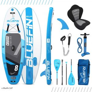 Bluefin-Cruise Junior 8ft SUP for kids