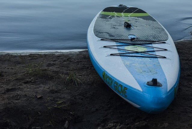 body glove inflatable paddle board