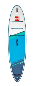Red Paddle Co SNAPPER-9-4 SUP FRONT view