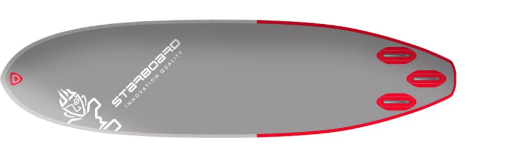 Starboard best sup fin for stability