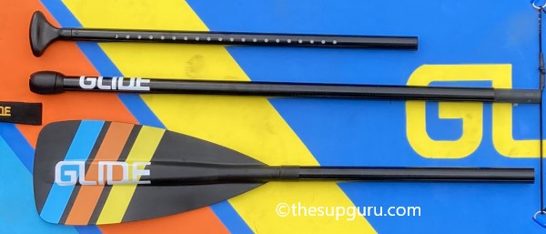 GLIDE 3 piece sup paddle