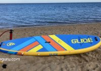 GLIDE O2 Retro 10'6″ Inflatable Paddle Board Package Review For 2021