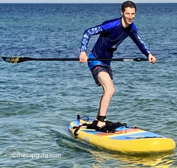 GLIDE best sup for sea