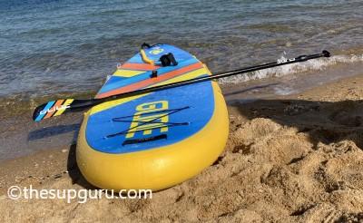 GLIDE isup paddle board