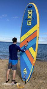 GLIDE10 6 sup board