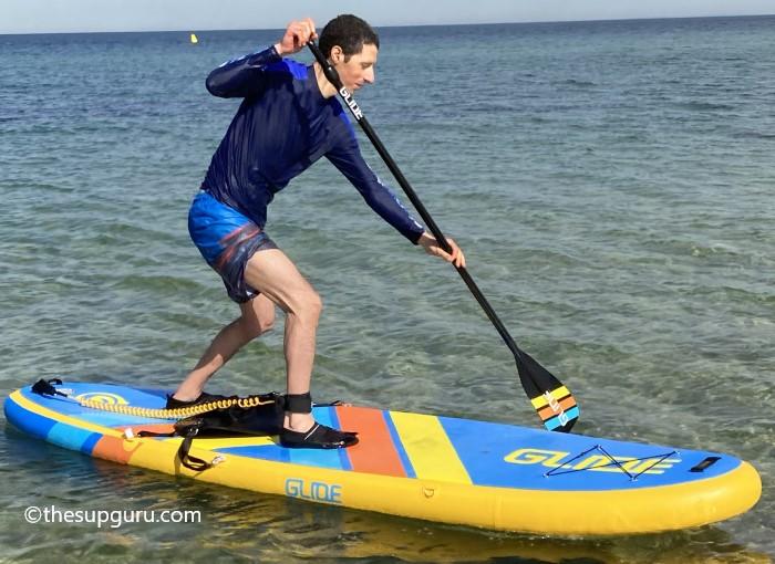 GLIDE sup yak paddle board